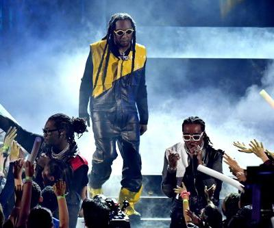 Watch Migos Perform And DJ Khaled Get Slimed At The Kids' Choice Awards