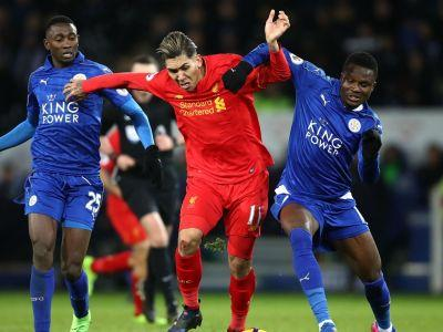 Amartey and Leicester claw back some respect after upheaval