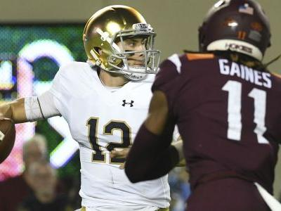 Three takeaways from No. 6 Notre Dame's road win over No. 24 Virginia Tech