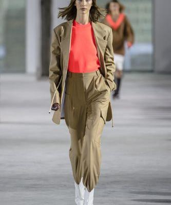 Tibi Fall 2018: New York Fashion Week