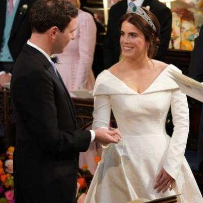 The Photos Of Princess Eugenie & Jack Brooksbank's Wedding Are So, So Beautiful