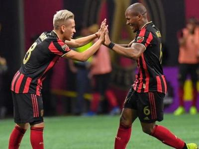 Ezequiel Barco's equalizer earns Atlanta United draw with Philadelphia Union
