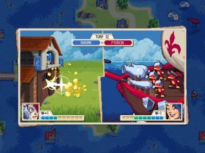 Wargroove Review - Inheriting The Throne