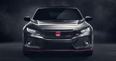 It's Official: The Production Honda Civic Type R Will Be Revealed In Geneva