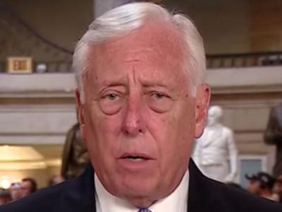 Top Dem Steny Hoyer Calls Trump Impeachment 'Not Worthwhile at This Point'