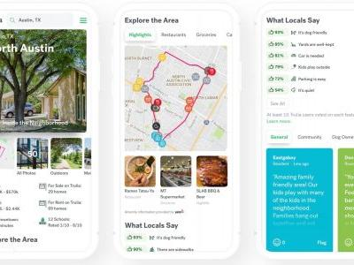Home discovery app launches 'Trulia Neighborhoods' to give local insight and more to prospective house buyers