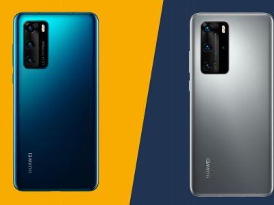 Huawei P40 vs Huawei P40 Pro vs Huawei P40 Pro Plus: which one is for you?