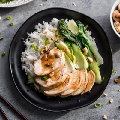 5 Easy Whole30 Instant Pot Chicken