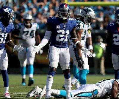 'Just not right': Giants defense is furious at the officials