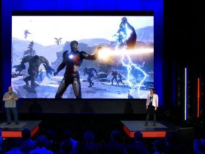 Square Enix's Avengers game will have free DLC, no lootboxes or pay-to-win mechanics