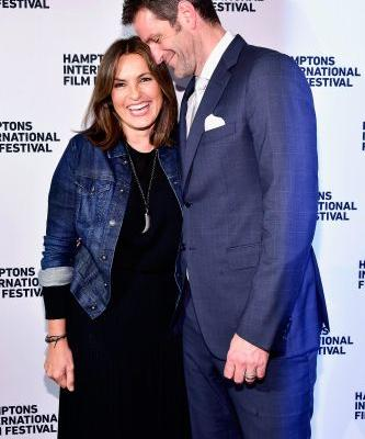 Mariska Hargitay Cried on Her First Date With Peter Hermann - Happy Tears, Of Course