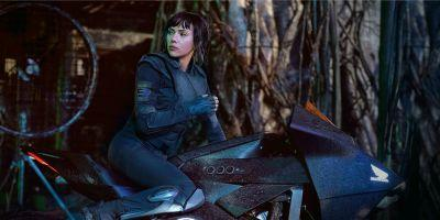 Ghost in the Shell Image: The Major Gets a New Ride