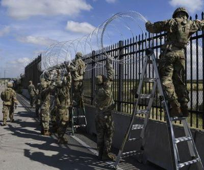 Trump's new acting Pentagon chief just extended the mission for US troops at the US-Mexico border until the end of September