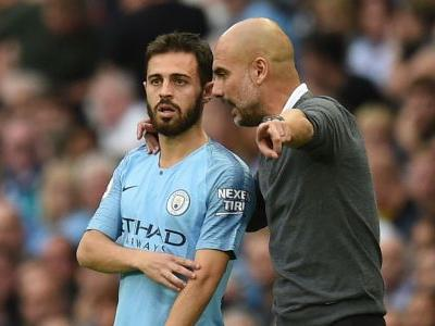 'Of course it's better if they drop points!' - Bernardo hopes for Man Utd favour against Liverpool
