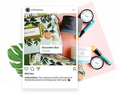Shopify Launches Instagram Shopping Feature