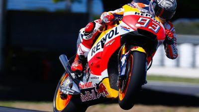 MotoGP Phillip Island Test: Marc Marquez Tops Day One