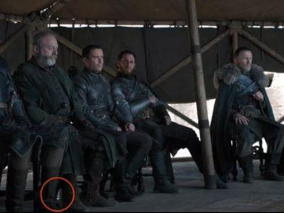 A Song of Coffee and Water: 'Game of Thrones' leaves plastic bottle in shot during finale