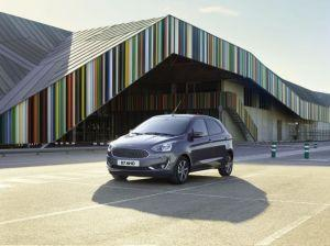 2019 Ford Figo Launch Confirmed For March To Rival Grand i10 Swift and Tiago
