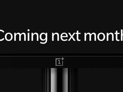 OnePlus TV goes official in Sept. w/ India launch, North America, China, Europe later