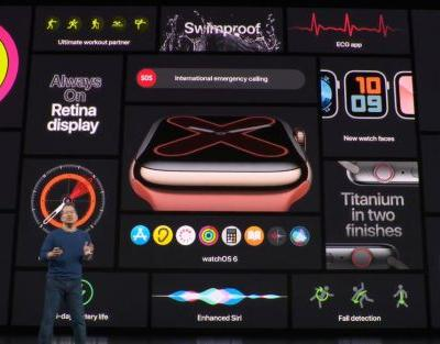Apple Watch Series 5: 2019 release date, UK price and how it compares to rivals like Fitbit