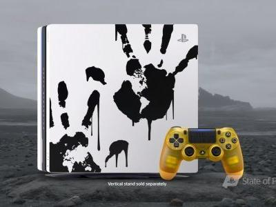 UK Daily Deals: Limited Edition PlayStation 4 with Death Stranding, Amazon's Christmas Sale Now Live