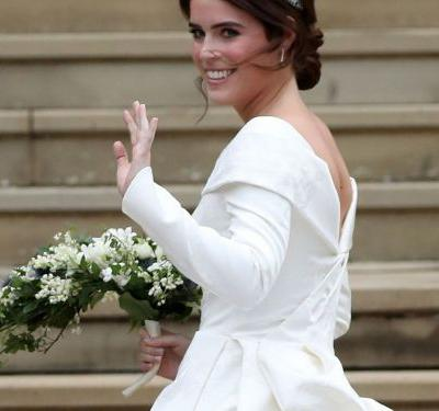 For Women With Scars, Princess Eugenie's Wedding Dress Meant Everything