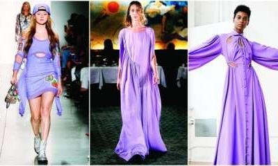 Is lilac the new millennial pink?