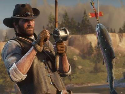 Red Dead Redemption 2: Where to Find Every Fish Type