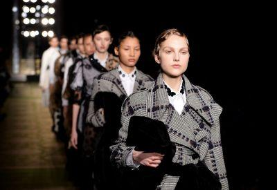 10 Looks We Loved from London Fashion Week: Day 2