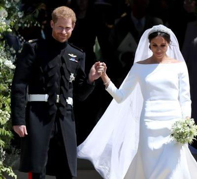 Meghan Markle & Prince Harry's First Wedding Anniversary Instagram Post Reveals New Photos
