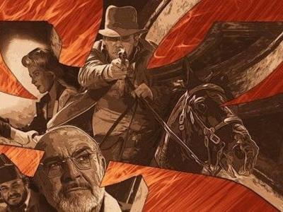 Lucasfilm Celebrates 40th Anniversary For INDIANA JONES with Series of ACME Archive Prints