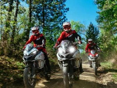 Ducati Riding Experience Is Coming To America