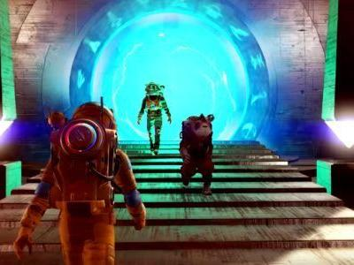 No Man's Sky goes 'full multiplayer' next week