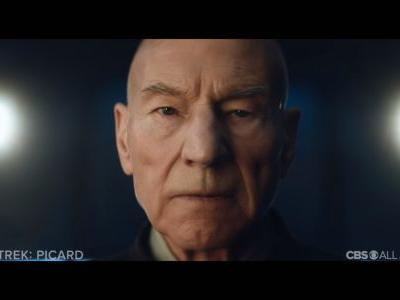 The First Trailer for 'Star Trek: Picard' Is Here