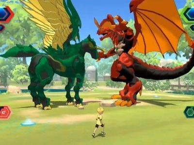 Paper Mario: The Origami King gameplay and Bakugan: Champions of Vestoria shown during Nintendo Treehouse Live July 2020