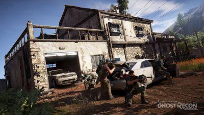 Ghost Recon: Wildlands - how to get all Exotic Weapons