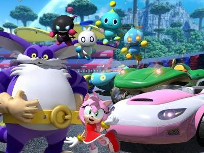 New video and characters surface for Sega's Team Sonic Racing