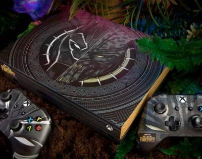Superhero Bits: Win a Black Panther Xbox One X, Warner Bros. Wants Green Lantern Ring Back & More
