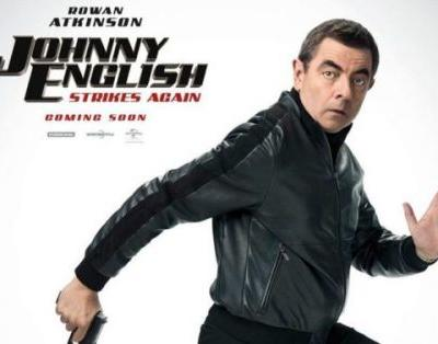 Trailer of Johnny English Strikes Again starring Rowan Atkinson and Olga Kurylenko