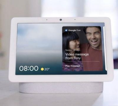 Google Nest Hub Max entertainment and communication hub now available for $229