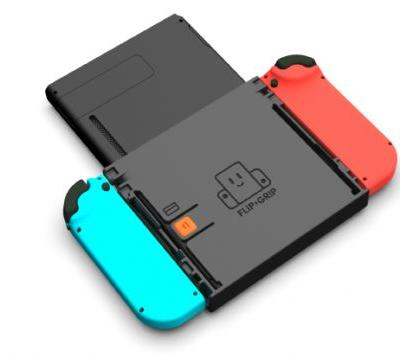 Flip Grip makes it easy to play arcade shooters and classics on Switch