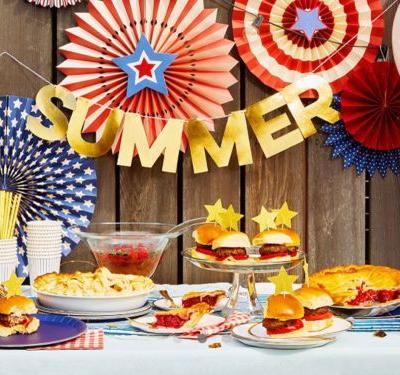 13 Memorial Day decorations that add a little patriotic spirit to your summer gathering
