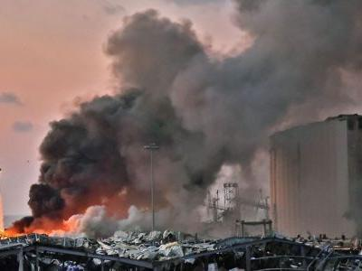 How a commonly used fertilizer could cause a massive explosion in Beirut