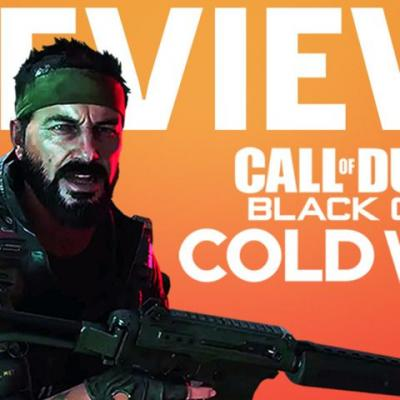 Call Of Duty: Black Ops Cold War Video Review
