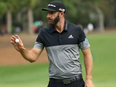 RBC Heritage: Dustin Johnson continues good form; Shane Lowry leads with play suspended