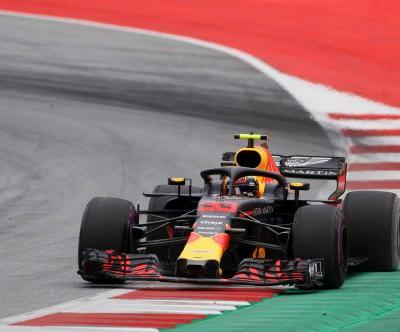 Vettel sets track record to lead Austrian GP final practice