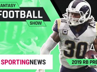 Fantasy Football Show Podcast: 2019 Running Back Preview