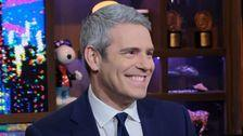 'Watch What Happens Live' Returning After Andy Cohen's Coronavirus Diagnosis