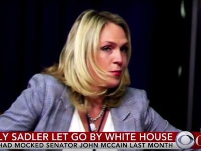 Trump Reportedly Went Off Over Firing of WH Aide Who Made Nasty Comment About McCain