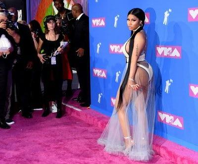 Nicki Minaj's 2018 VMAs Look Proves She's The Ultimate Queen